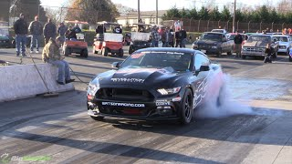 Download 10-Second EcoBoost Mustang 4-Cylinder - FASTEST IN THE WORLD Video