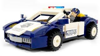 Download Lego analogue Enlighten Brick 1910 True detective - Lego Speed Build Video