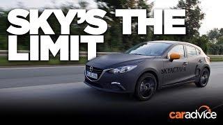 Download Mazda SkyActiv-X review Video