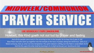 Download Midweek/Communion & Prayer Service, October 17, 2018 Video