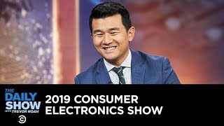 Download Today's Future Now - The Best of the 2019 Consumer Electronics Show   The Daily Show Video