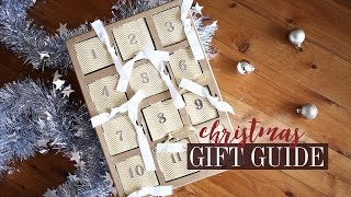 Download Ultimate Christmas Gift Guide 2016 | Mademoiselle Video