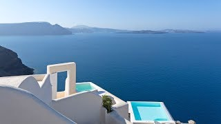 Download Canaves Oia Luxury Suites, Santorini's most AMAZING hotel: full tour Video