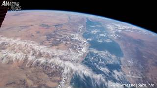 Download Earth From Space : Time Lapse from the International Space Station HD Video