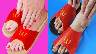 Download Trying 23 LIFE HACKS MCDONALD'S DIDN'T EVEN KNOW EXISTED by 5 Minute Crafts Video