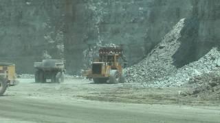 Download Big Quarry Equipment Video