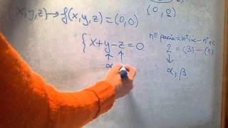 Download ÁLGEBRA - Cómo hallar el núcleo, N(f) o Ker f, de una aplicación lineal f Video