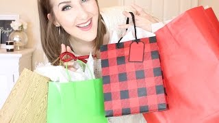 Download HOLIDAY GIFT GUIDE! MY FAV FINDS Video