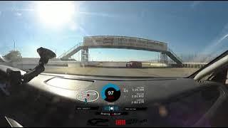 Download Robert Civic 360 Video @ Auto Club Speedway Video