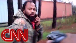 Download Police officer shot at close range Video