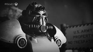 Download Fallout 76 E3 2018 Trailer Video