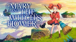 Download Mary and the Witch's Flower - Official Trailer Video