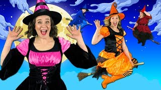 Download Witches on Halloween - Kids Halloween Song 🎃 Video