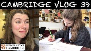 Download CAMBRIDGE VLOG 39: PHYSICS DINNER & TIGHT DEADLINES Video