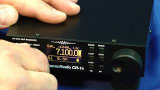Download CommRadio CR 1A Receiver Video
