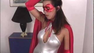 Download Superheroine Captured! Video