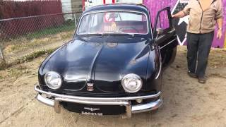 Download 1962 Renault Dauphine Complete Restoration Video