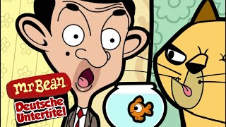 Download Cas gegen Fisch | Ganze Folgen | Mr Bean Deutschland Video