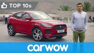 Download New Jaguar E-PACE SUV 2018 - is the baby F-Pace a BMW X1 beater? | Top10s Video