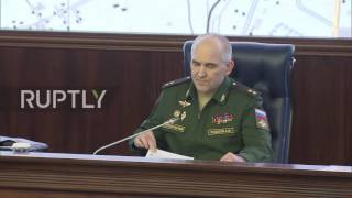 Download Russia: 93 percent of Aleppo under Syrian govt. control - MoD Video