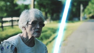 Download Jedi Grandma Video