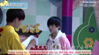 Download Lá thư Tiểu Khải và Vương Nguyên viết tặng Cục Thiên nhân ngày sinh nhật Video