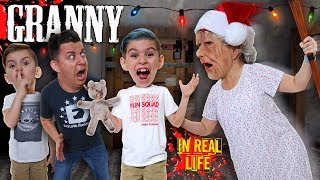 Download Granny In Real Life! Christmas Edition (Funhouse Family) Video