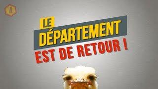 Download LE DÉPARTEMENT EST DE RETOUR ! Video