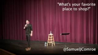 Download Samuel J Comroe: Girl Won't Stop Asking Questions Video
