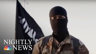 Download ISIS Fighter In Video Believed To Be American | NBC Nightly News Video