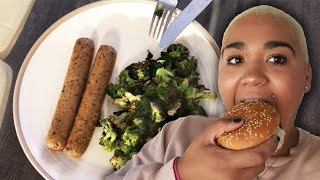 Download Meat Lovers Try Vegan Diets For A Week Video