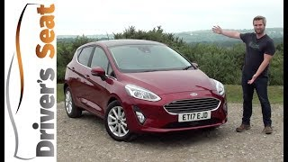 Download 2017 Ford Fiesta Review   Driver's Seat Video