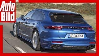 Download Porsche Panamera Sport Turismo (2017) Erste Fahrt/Review/Details Video