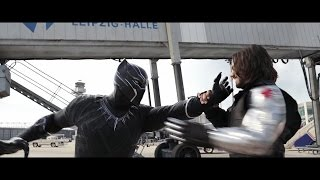 Download Black Panther - Fight Moves Compilation HD Video