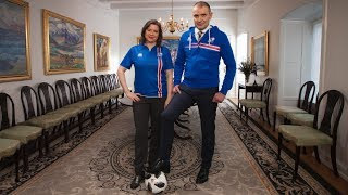 Download Join #TeamIceland | Invitation from the President & First Lady of Iceland Video