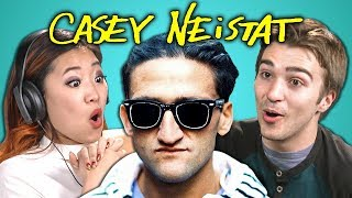 Download ADULTS REACT TO CASEY NEISTAT Video