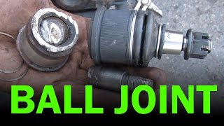 Download Honda Lower Ball Joint Replacement Video