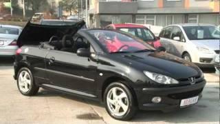 Download Peugeot 206 CC 1.6 Video