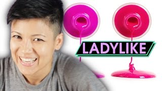 Download Women Try Instagram Nail Art • Ladylike Video