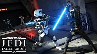 Download Star Wars Jedi: Fallen Order Official Gameplay Demo – EA PLAY 2019 Video