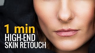 Download High-End Skin Softening in 1 Minute or Less in Photoshop Video
