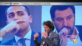 Download Otto e mezzo - 5 Stelle, ultimatum a Salvini (Puntata 18/04/2018) Video