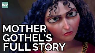 Download Mother Gothel's Full Story | Does Mother Gothel Love Rapunzel?: Discovering Disney's Tangled Video