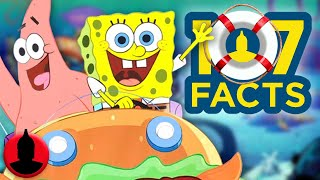 Download 107 Facts About The SpongeBob SquarePants Movie - Cartoon Facts! (107 Facts S7 E25) Video