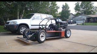 Download 440cc GoKart + Civic Build Updates Video