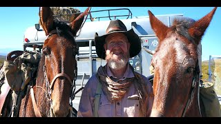 Download Mules and rough country. My good Ole Mule Jet Johnson and I have been many miles together Video