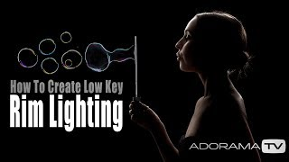 Download Rim Lighting For Portraits: Take and Make Great Photography with Gavin Hoey Video