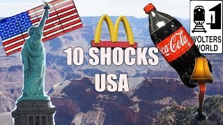 Download Visit USA - 10 Things That Will SHOCK You About America Video