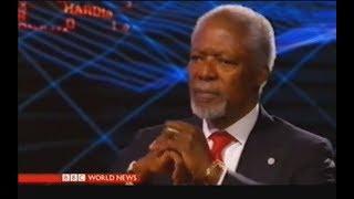 Download HARDtalk Kofi Annan Video