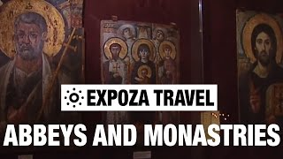 Download Greek-Orthodox: Monastery Of St.Catherien, Sinai (Egypt) • Abbeys and Monasteries Video